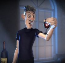 demo reel Animación. A 3D, and Animation project by Arturo  Paiva Mediavilla         - 02.10.2014
