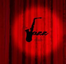 The Jazz Club. Un proyecto de Br, ing e Identidad y Diseño gráfico de Jose  González Ruiz         - 11.05.2014
