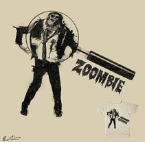 ZOOMbie. A Design project by Alejandro  - 12-10-2014