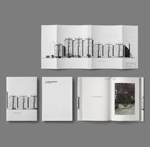 LA CIUDAD DORMIDA. Un proyecto de Diseño editorial, Bellas Artes y Diseño gráfico de Sonia Ciriza Labiano         - 13.10.2014