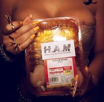 H.A.M Promo + Lookbook. Un proyecto de Fotografía, Cine, vídeo, televisión y Dirección de arte de Holy Hole Studio         - 19.10.2013