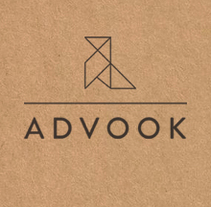 Advook Editorial. A Br, ing, Identit, Design Management, and Graphic Design project by Pablo Caravaca - 14-10-2014