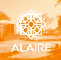 Alaire - Espacio de Juego. Un proyecto de Dirección de arte, Br, ing e Identidad y Diseño gráfico de Jota Erre - 29-09-2014