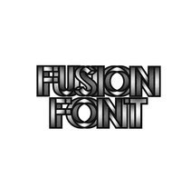 FUSION FONT. A T, and pograph project by Alberto Alvarez Miranda - 09.14.2014
