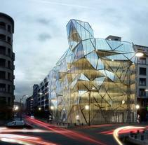 Sede Sanidad Bilbao. A 3D, Architecture, and Post-Production project by Lemons Bucket CB         - 15.10.2014
