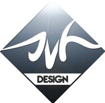 Rediseño Logotipo Jvhdesign. Un proyecto de Diseño de Jorge Vega Herrero - Lunes, 20 de octubre de 2014 00:00:00 +0200