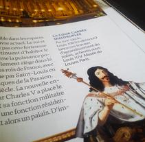 Histoire National Geographic. Um projeto de Design, Design editorial e Design gráfico de klem         - 21.10.2014