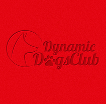 Dynamic Dogs Club. A Br, ing, Identit, Marketing, and Web Design project by Borja Cabeza Cabello - 22-01-2014