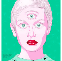 TRICLOPE. A Illustration project by Cristina Mufer         - 26.10.2014