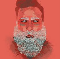 Urbanizando Cuentos_Barbablava. Um projeto de Design e Ilustração de Helena Mena Zafra         - 27.10.2014