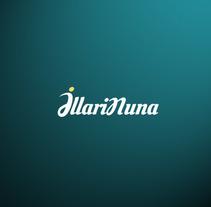 Illari Nuna. Un proyecto de Br, ing e Identidad, Diseño gráfico y Diseño Web de Kurukatá Studios          - 27.10.2014