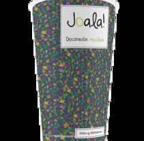 Joala! - Decoración reciclada. Um projeto de Design e Design gráfico de Esther Herrero Carbonell - 28-10-2014