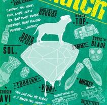 Movie Posters. Un proyecto de Ilustración y Diseño gráfico de Ivan Willenberg         - 30.10.2014