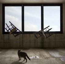 l'amant invisible . Um projeto de Fotografia de Natxo Bassols Salles         - 02.11.2014