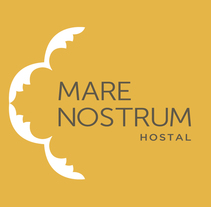 HOSTAL MARE NOSTRUM_Imagen corporativa. A Br, ing, Identit, Graphic Design&Interior Design project by Mireia Montañá Costa         - 09.05.2012