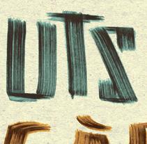 Ni muts ni a la gàbia. Un proyecto de Ilustración, Diseño gráfico y Caligrafía de Hèctor Salvany Peyrí         - 05.11.2014