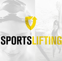 Sports Lifting. A Br, ing, Identit, Graphic Design, and Web Development project by Ester Vives Invernon         - 05.11.2014