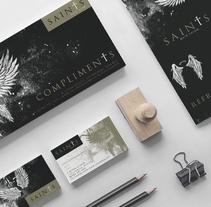 Branding & Identity. Un proyecto de Diseño, Br, ing e Identidad, Diseño gráfico y Tipografía de Justin Solà         - 10.11.2014