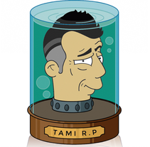 Tami Futurama. A Illustration, and Animation project by Tami Rivero - 11-11-2014