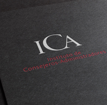 ICA. A Br, ing&Identit project by Clara Paradinas Paz - Nov 12 2014 12:00 AM
