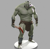 Characters. A 3D, Animation, Character Design, Game Design, Sculpture, To, and Design project by Cristian Mindrut         - 17.11.2014