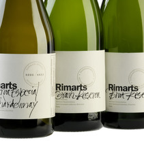 Cava Rimarts. A Br, ing, Identit, Graphic Design, Packaging, and Calligraph project by Oriol Miró Genovart         - 22.11.2014