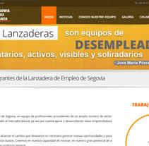 Segovia se Lanza. A Graphic Design, and Web Development project by Javier Moreno Santa Engracia - 02-12-2014
