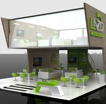 Lazo. Un proyecto de 3D de Juan Carlos  Canchola Espinos - 03-12-2014