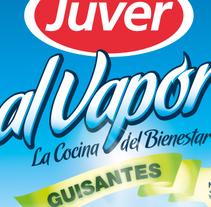 Juver al Vapor. Un proyecto de Br, ing e Identidad, Diseño gráfico y Packaging de Manuel Pérez Bermejo         - 07.12.2014