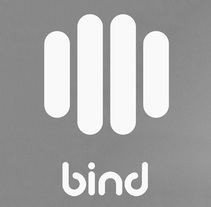 bind. A Photograph, Br, ing, Identit, Packaging, Product Design, and Web Development project by Miquel Ferrer Llompart         - 31.07.2013