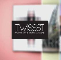 Twissst. A Editorial Design project by Laura Paunero         - 09.12.2014
