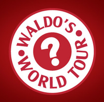 WALDO'S WORLD TOUR. A Art Direction, Creative Consulting, Graphic Design, Web Design, Cop, and writing project by Miguel Aza         - 15.12.2014