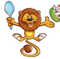 Mack Leo. Un proyecto de Diseño de personajes de Mascotize  - 28-07-2015