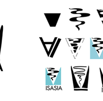 Creación de Logotipo . Um projeto de Br e ing e Identidade de raquel arriola caamaño         - 09.12.2013