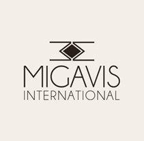 Logotipo Barcelona Migavis. Un proyecto de Diseño gráfico de Pablo Rguez         - 04.01.2015