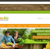 oranges.bio. A Web Design, and Web Development project by Gema R. Yanguas Almazán         - 14.12.2014