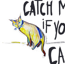 Catch Me if You Can. A Illustration project by Reyes Alejandre Escudero         - 16.11.2014