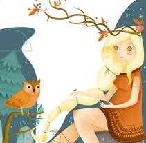 Libro de texto Edebé. Un proyecto de Ilustración de Lydia Sánchez Marco - 21-01-2015