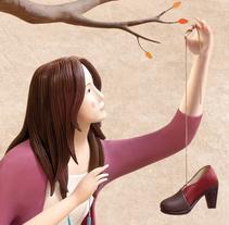 Wonders. Otoño / Invierno. Un proyecto de Ilustración y Publicidad de Irma Gruenholz - Jueves, 29 de enero de 2015 00:00:00 +0100