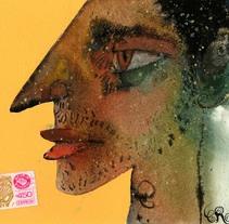 Acuarelas. Um projeto de Ilustração, Artes plásticas e Pintura de Charlie Ramirez         - 30.01.2015