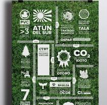 Infografia Greenpeace. Un proyecto de Ilustración y Diseño gráfico de Nuria Algora Sevillano - 26-06-2014