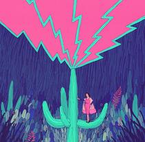 Ángel Stanich / Cuatro truenos. A Design, Editorial Design&Illustration project by jon  juarez gaztelu - Feb 06 2015 12:00 AM