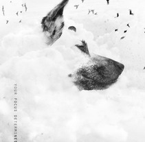 Heaven Dog.. A Illustration, and Photograph project by Lynn Design         - 09.02.2015