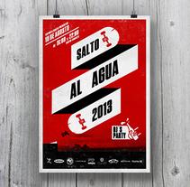SALTO AL AGUA (AYTO. CASTRO URDIALES). A Graphic Design, and Lighting Design project by Pablo Campo Rojo - 10-02-2015