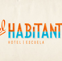 El Habitante. A Br, ing, Identit, Editorial Design, and Graphic Design project by Indice  - 30-01-2012