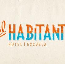 El Habitante. Un proyecto de Br, ing e Identidad, Diseño editorial y Diseño gráfico de Indice  - Martes, 31 de enero de 2012 00:00:00 +0100