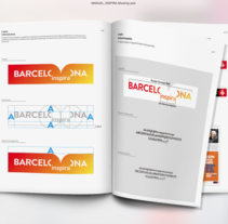 Manuales - Ajuntament de Barcelona. A Design project by Manon Pueller Sans - 17-02-2015