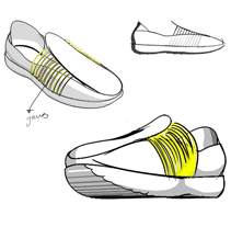 Colección brasil SS/16. Um projeto de Ilustração, 3D, Design de acessórios, Design de produtos e Design de calçados de Raquel Sarabia Marinez - 18-02-2015