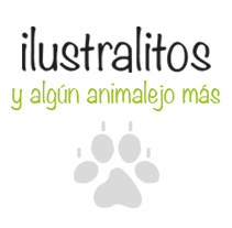 Ilustralitos. A Character Design, Graphic Design&Illustration project by Magda Noguera - Feb 23 2015 12:00 AM