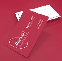 Dragotel. Um projeto de Br e ing e Identidade de Diana Drago         - 24.02.2015